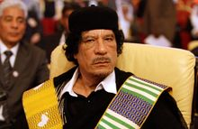 **FILE** Moammar Gadhafi (Associated Press)