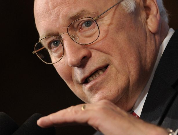 **FILE** Former Vice President Dick Cheney (Associated Press)