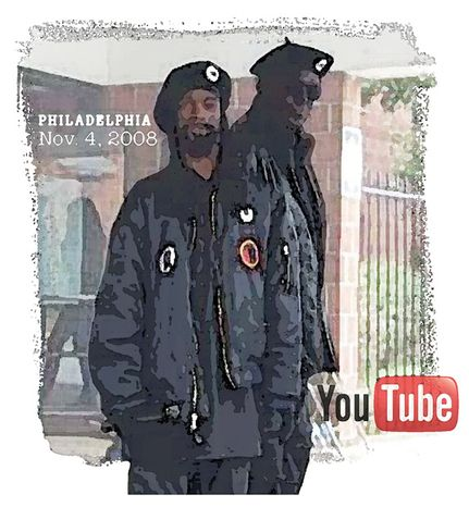 Illustration: Black Panthers and YouTube by Greg Groesch for The Washington Times.