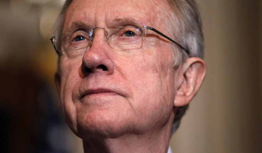 **FILE** Harry Reid (Associated Press)