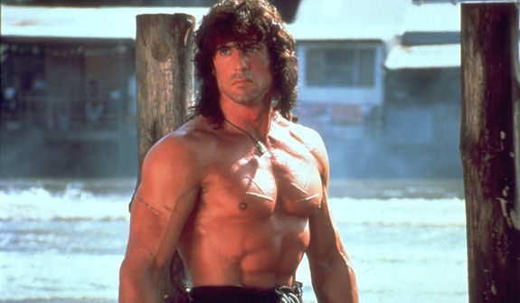 """Will Sylvester Stallone resurrect his """"Rambo"""" film franchise? Probably not, he says, other than a """"director's cut"""" reissue of the 2008 film."""