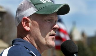 "**FILE** Samuel Joseph ""Joe the Plumber"" Wurzelbacher (Associated Press)"