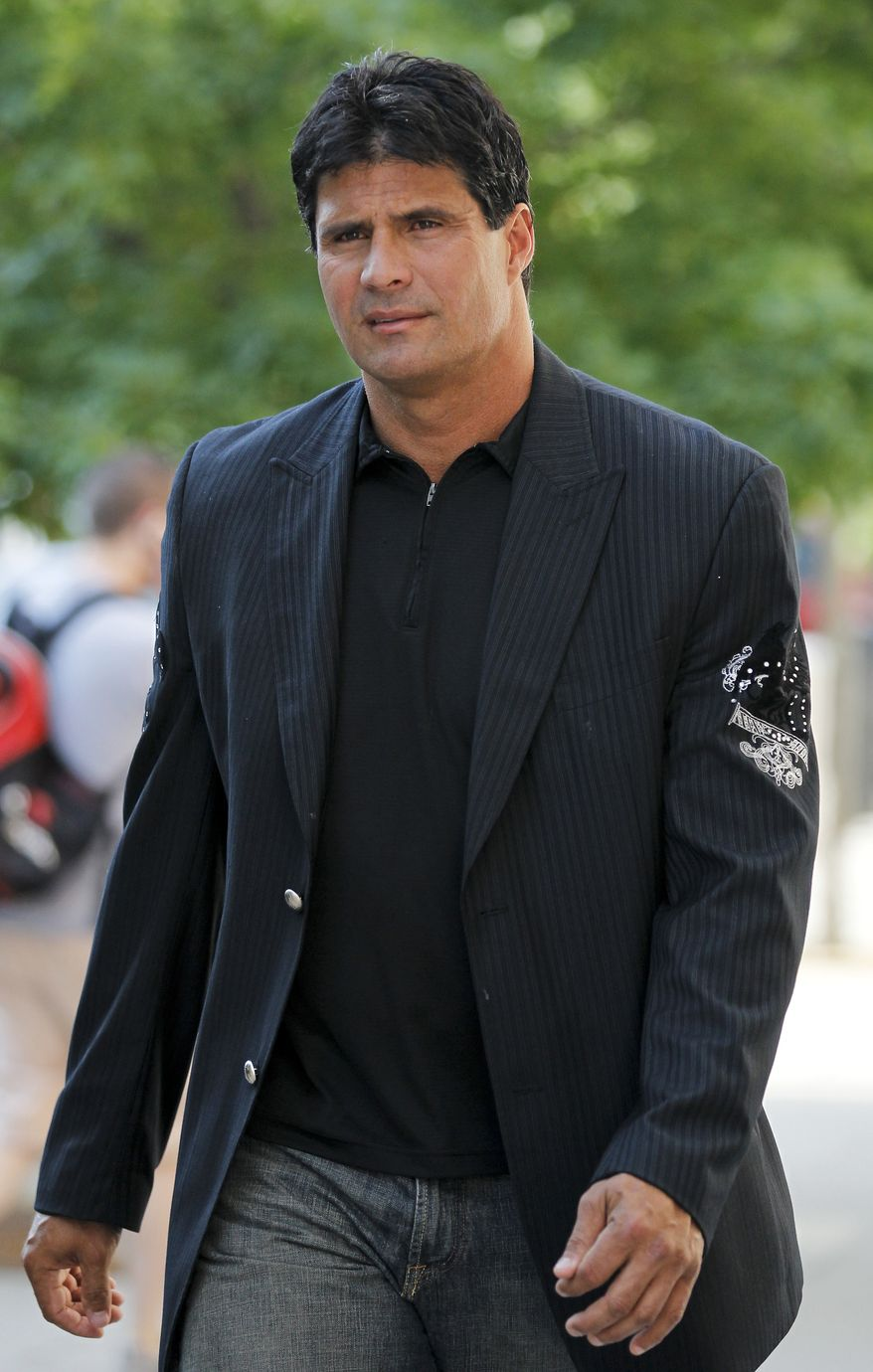 Jose Canseco (Associated Press)