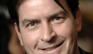 **FILE** Charlie Sheen (Associated Press)