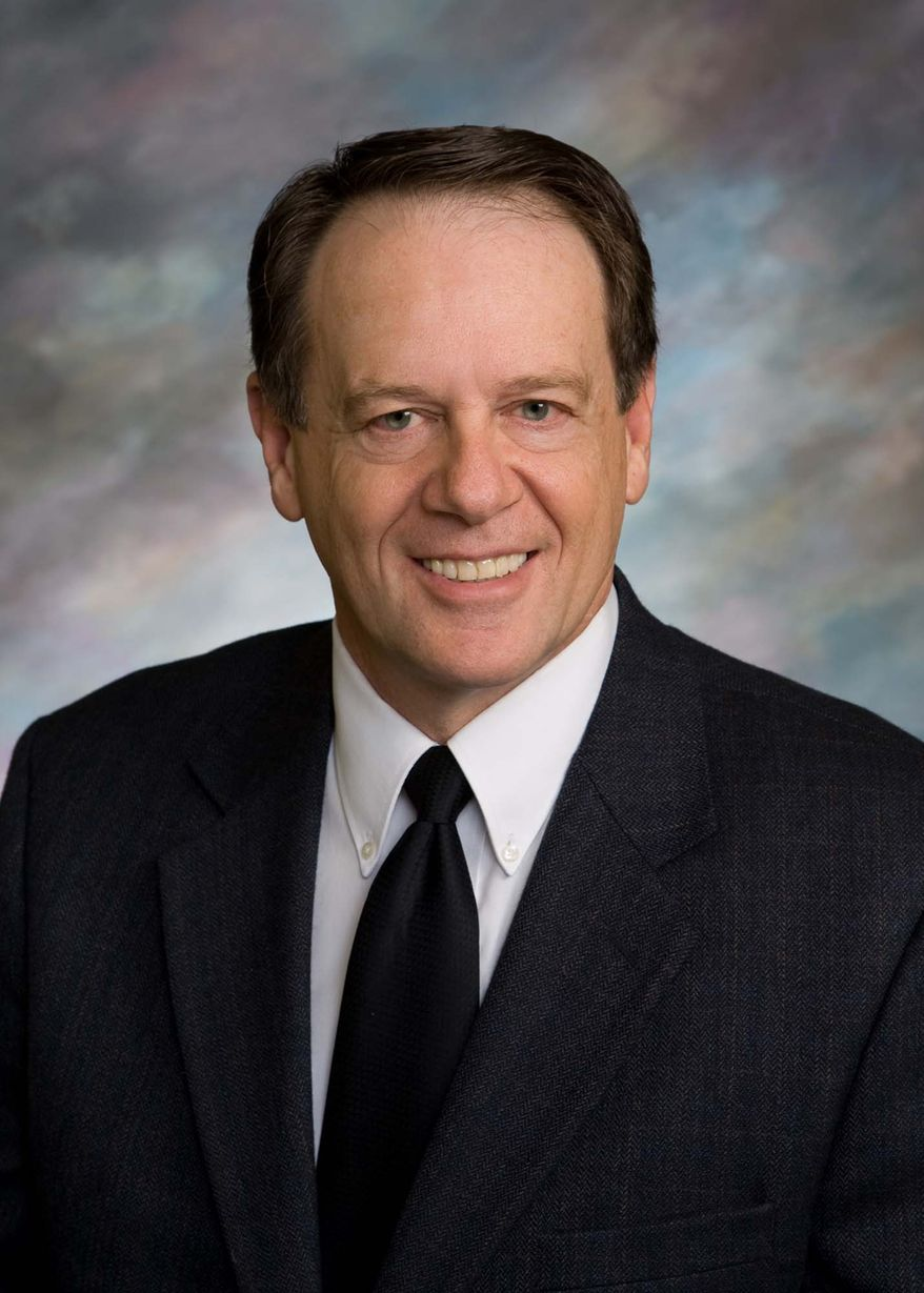** FILE ** This undated file photo provided by Gordon Howie for Governor campaign on May 7, 2010, shows state Sen. Gordon Howie  of Rapid City, S.D. Howie is one of five Republican gubernatorial candidates running in the primary election Tuesday June 8, 2010. If none of the five Republicans can get 35 percent of the primary votes, the top two finishers will face off in a runoff election on June 29. (AP Photo)