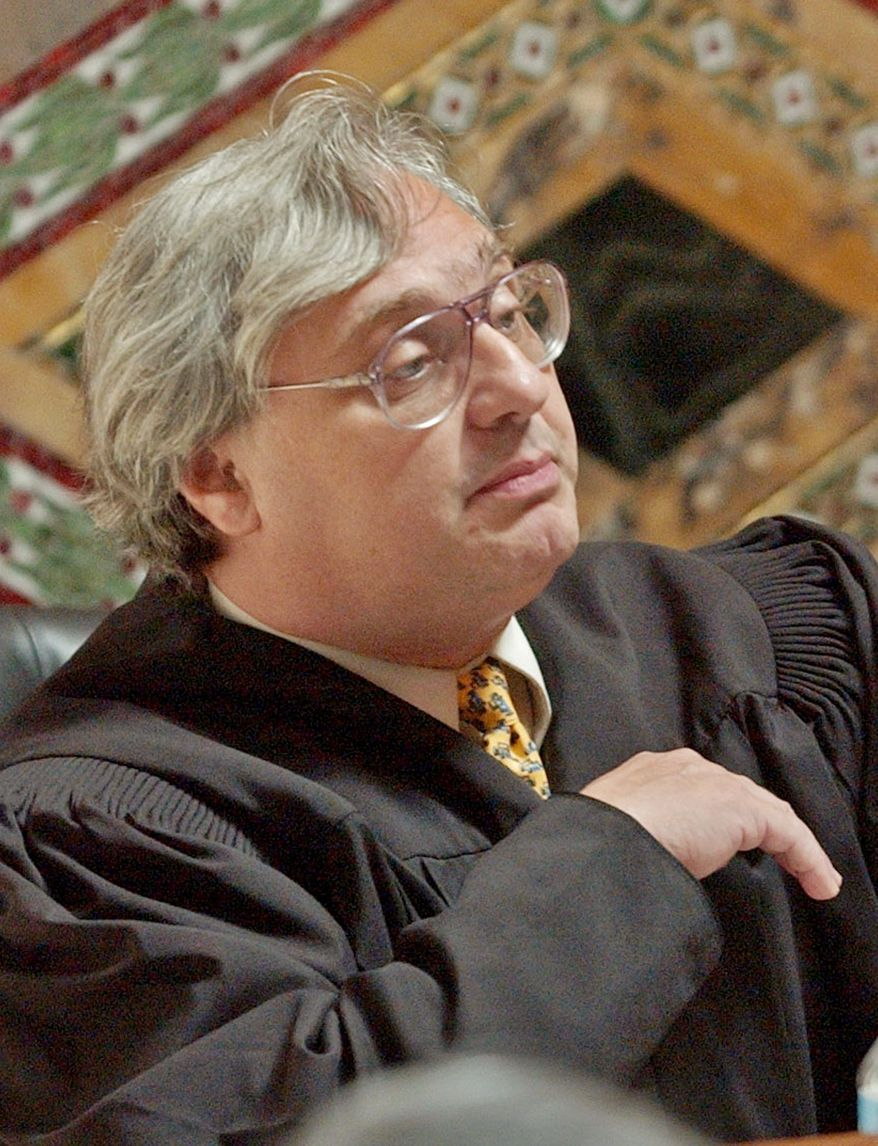 ASSOCIATED PRESS Judge Alex Kozinski will be speaking about antitrust law at a Competitive Enterprise Institute dinner.