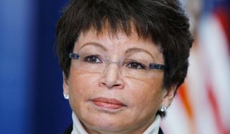 ** FILE ** White House Adviser Valerie Jarrett.