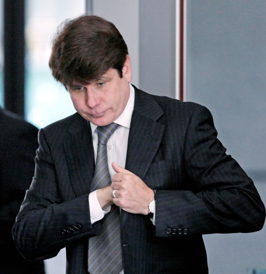 ASSOCIATED PRESS PHOTOGRAPHS Ousted Illinois Gov. Rod R. Blagojevich considered talk-show star Oprah Winfrey a very influential celebrity who had a key role in putting Barack Obama in the White House, according to an FBI tape played Monday during Mr. Blagojevich's corruption trial.