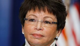White House senior adviser Valerie Jarrett. (Associated Press) ** FILE **