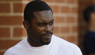 **FILE** Philadelphia Eagles quarterback Michael Vick (Associated Press)