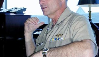 Winnefeld (Photo by Michael de Yoanna)