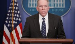 "John Brennan, the deputy White House national security adviser for counterterrorism, says Islamic terrorists ""have truly just distorted the whole concept [of jihad] in terms of murder."" (Associated Press)"