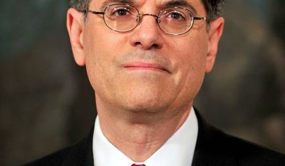 "Bloomberg ""I am also eligible to receive discretionary compensation for 2008,"" Jacob J. ""Jack"" Lew wrote."