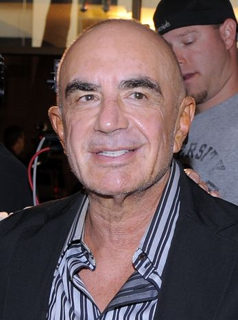** FILE ** In this May 22, 2008, file photo, attorney Robert Shapiro poses during a tribute to the career of producer and former Paramount Studios chief Robert Evans by the Academy of Motion Picture Arts and Sciences in Beverly Hills, Calif. (AP Photo/Mark J. Terrill, file)