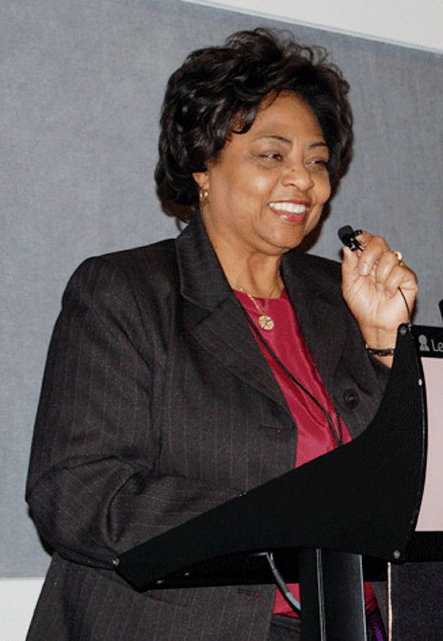 Shirley Sherrod (Department of Agriculture via Associated Press)