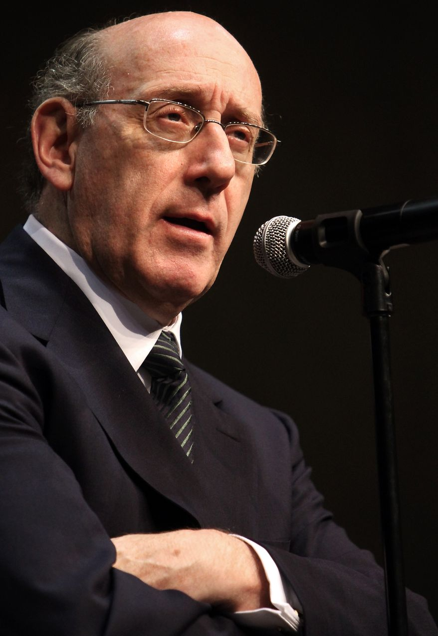 Kenneth Feinberg, the Treasury Department's pay czar, said Friday, July 23, 2010, that 17 banks gave their top executives $1.6 billion in lavish payments while they were receiving billions of dollars in taxpayer-funded bailouts.(AP Photo/The Sun Herald, Amanda McCoy)