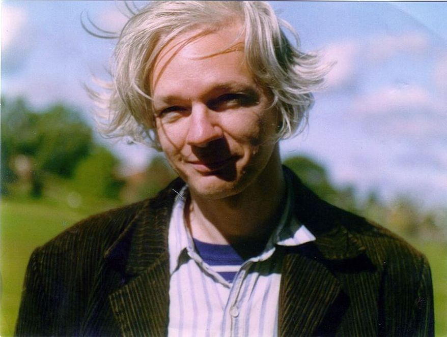 Julian Assange, an Australian who launched WikiLeaks four years ago, concedes that even his team hasn't read all the documents about the Afghanistan war released on his website. (Provided by Martina Haris)