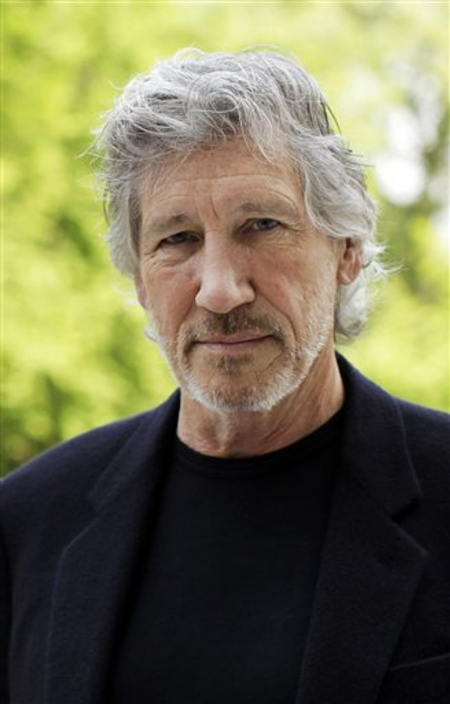 Roger Waters (AP Photo/File)