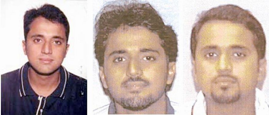 Adnan Shukrijumah, 35, is a suspected al Qaeda operative who lived for more than 15 years in the U.S. The FBI says he has become chief of the terror network's global operations. (FBI via Associated Press)