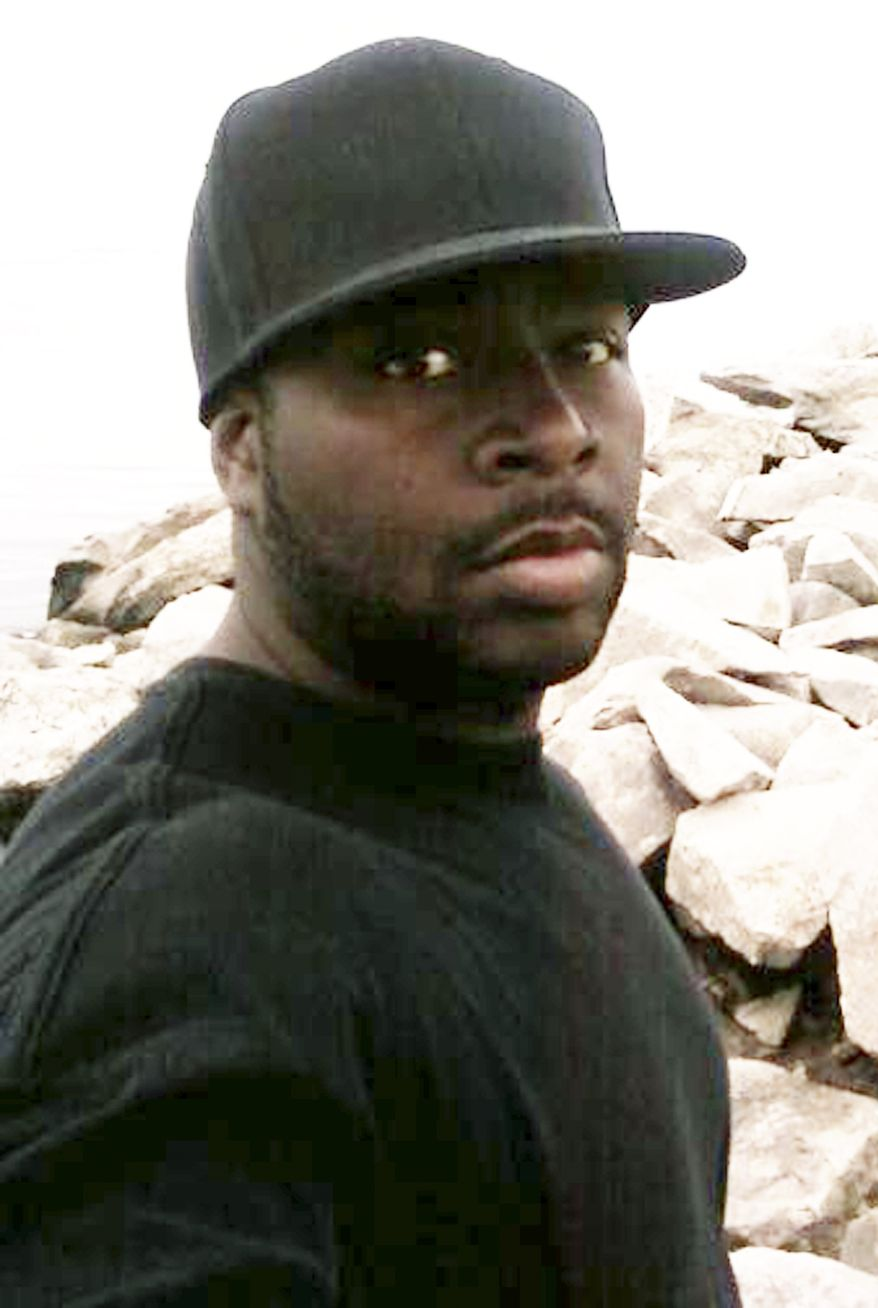 This June 2010 cell phone photo provided by Kristi Hannah shows her boyfriend Omar Thornton in Niantic, Conn. Police said Thornton killed eight people and wounded two, then turned the gun on himself in a rampage Tuesday, Aug. 3, 2010, in Manchester, Conn. (AP Photo/Kristi Hannah)