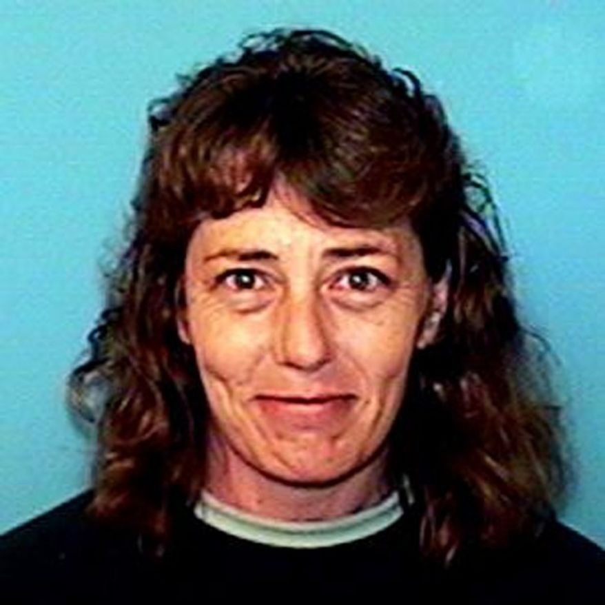 Casslyn Welch is a suspected accomplice in the escape of three convicted murderers from a northwest Arizona prison on Friday, July 30, 2010. (AP Photo/Mohave County [Ariz.] Sheriff's Office)