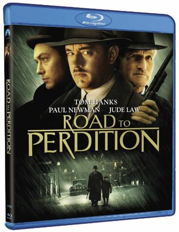 Paramount Home Entertainment's Road to Perdition is on Blu-ray.