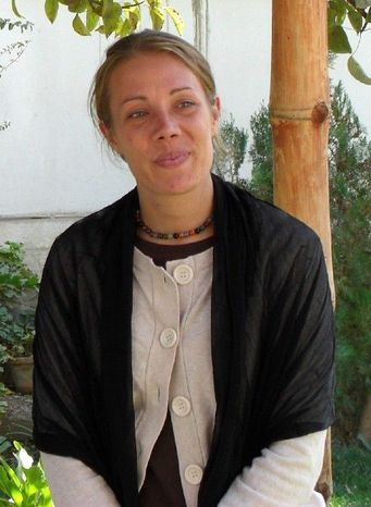 Cheryl Beckett is one of the six American medical aid workers killed by the Taliban in Afghanistan's Badakhshan Province. All of the victims belonged to the humanitarian group International Assistance Mission. (Associated Press)