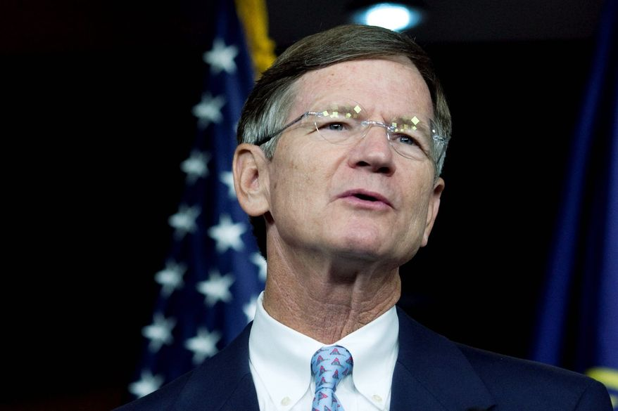 ASSOCIATED PRESS AN OUNCE OF PREVENTION: Rep. Lamar Smith, Texas Republican, wants a new policy for illegals involved in DUI cases.