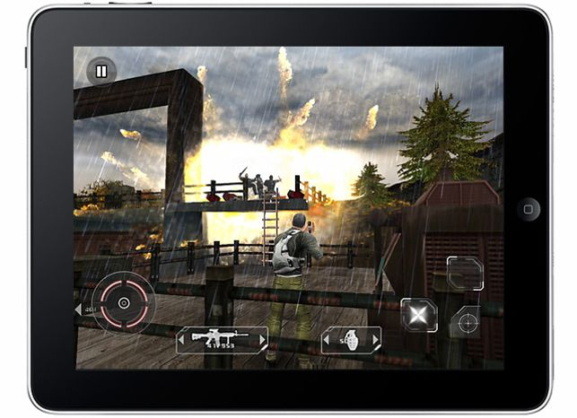 Tom Clancy's Splinter Cell Conviction HD  for the iPad fr