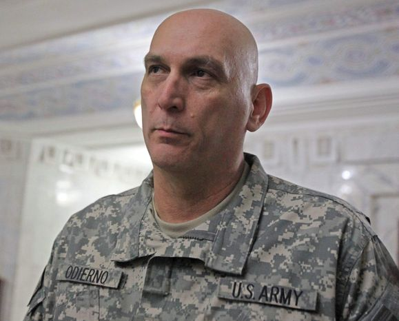 **FILE** Gen. Raymond T. Odierno (Associated Press)