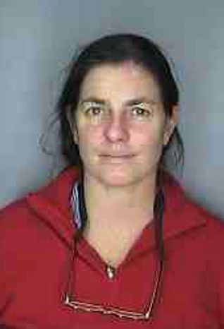 A May 2010 police booking photo released by the Westchester County District Attorney's Office in White Plains, N.Y. shows Mary Richardson Kennedy. When she was arrested on Saturday, May 15, 2010 ,for drunken driving. Mrs. Kennedy has been charged with driving under the influence of drugs after being stopped for speeding Saturday Aug. 21, 2010, one month after her license was suspended. (AP Photo/Westchester County District Attorney's Office)