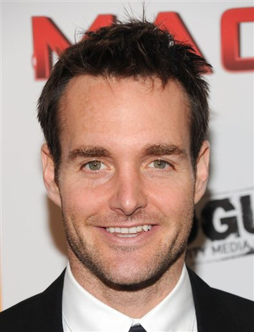 "FILE - In this May 19, 2010 file photo, actor Will Forte attends a special screening of ""MacGruber"" at the Landmark Sunshine Theater in New York. (AP Photo/Evan Agostini)"