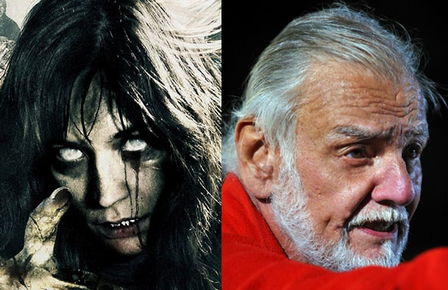George Romero has been working with zombies for over 40-years.