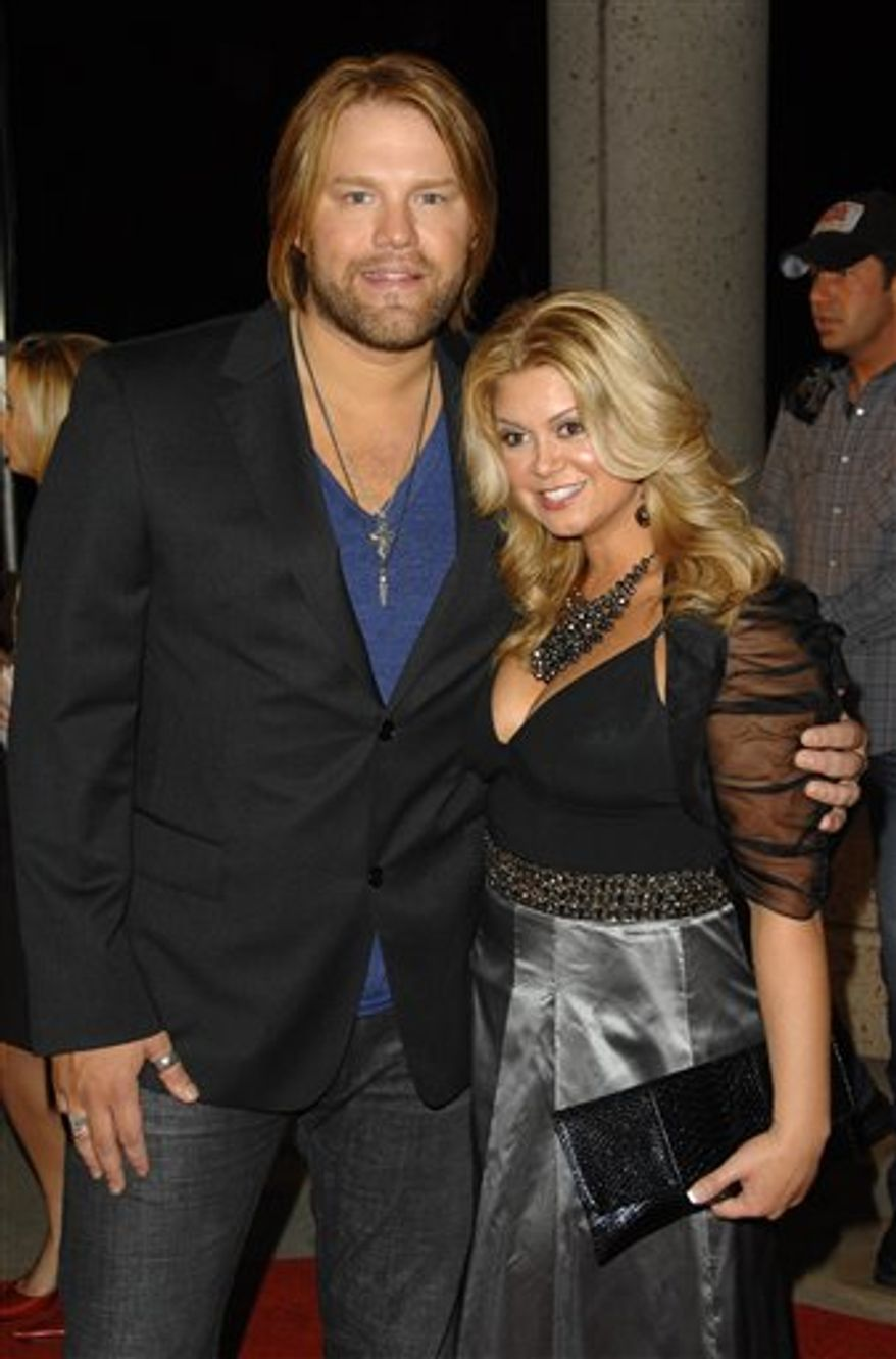 FILE - In this Nov. 11, 2009 file photo, James Otto attends the 43rd Annual Country Music Awards in Nashville, Tenn. (AP Photo/Peter Kramer, file)
