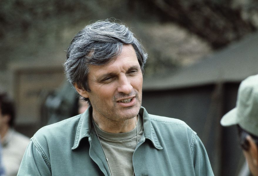 "Alan Alda portrayed Capt. Benjamin Franklin ""Hawkeye"" Pierce in the long-running TV show ""M*A*S*H. (AP Photo)"