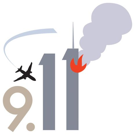 Illustration: 9/11 by Greg Groesch for The Washington Times