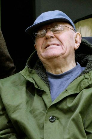 Retired Ohio autoworker John Demjanjuk, 90, is accused of serving as a Nazi death camp guard. His trial resumes this week in Munich after a summer break. (Associated Press)