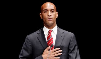 D.C. Mayor Adrian M. Fenty (AP Photo)
