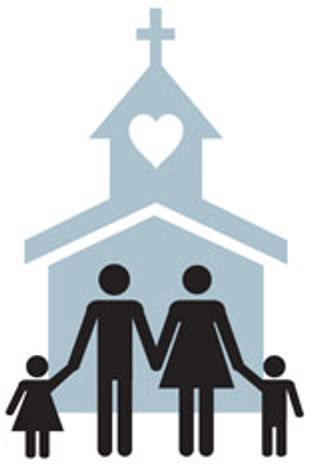 Illustration: Family church by Greg Groesch for The Washington Times