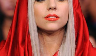 **FILE** Lady Gaga (Associated Press)