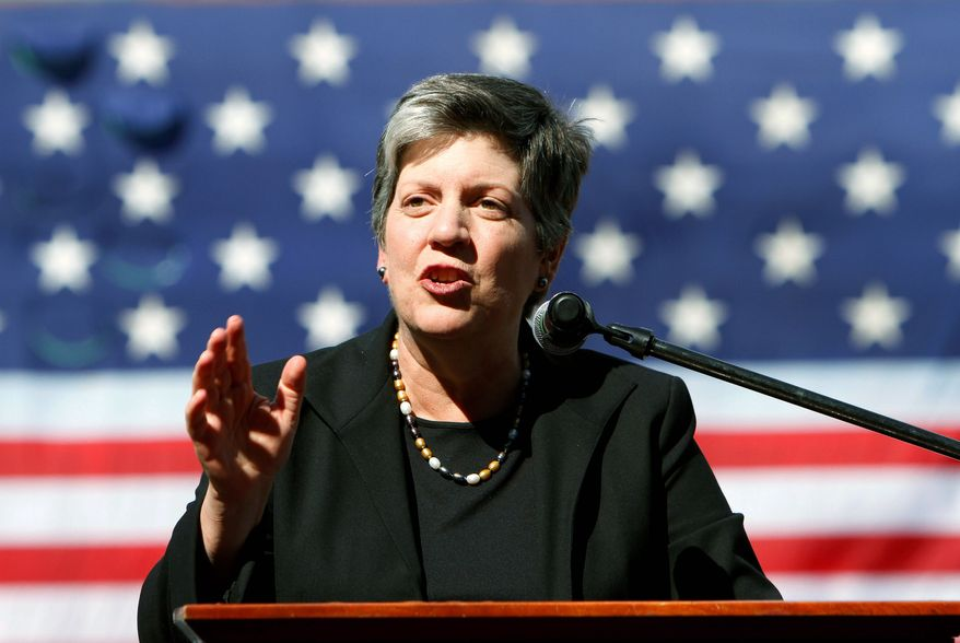 ASSOCIATED PRESS NEW FOCUS: Homeland Security Secretary Janet Napolitano says her department is trying to use its limited resources to deport illegal immigrants with long criminal records.