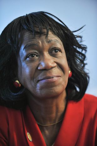 Zeituni Onyango is President Obama's aunt. (AP Photo/Josh Reynolds, File)