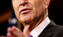Associated Press Sen. Charles E. Schumer, New York Democrat, saw his campaign-finance reform bill meet the same fate Thursday as in July.