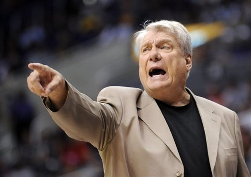 Don Nelson is a finalist for the Naismith Memorial Basketball Hall of Fame. (AP Photo/Nick Wass, File)