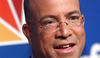 FILE - In this May 17, 2010 file photo, Jeff Zucker attends the NBC Universal's Upfront presentation in New York. (AP Photo/Peter Kramer, file)