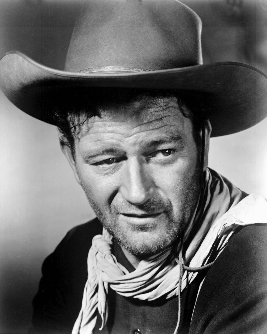 John Wayne (Courtesy of Warner Bros. Entertainment)