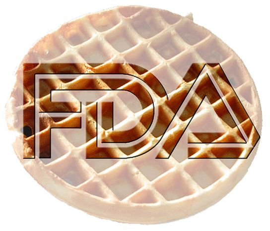 Illustration: FDA waffle by Greg Groesch for The Washington Times