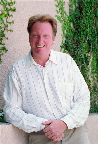 FILE - In this Aug. 8, 1989 file photo, actor Jeffrey Jones is shown in Los Angeles.   (AP Photo/Doug Pizac, file)