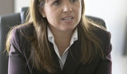 ** FILE ** Christine O'Donnell (AP Photo/Rob Carr)