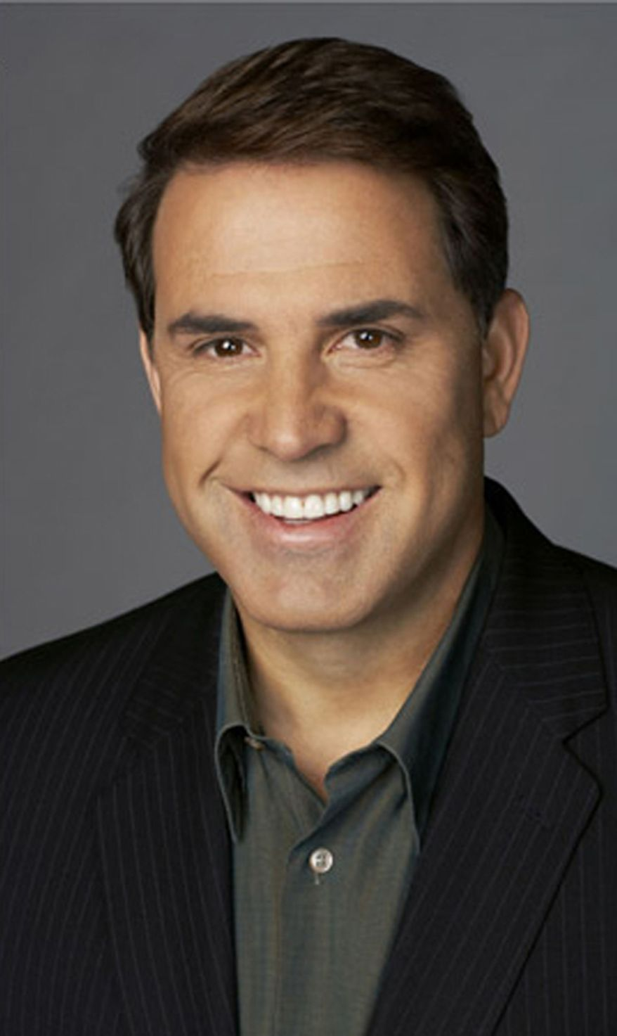 This undated photo from the biography section of CNN's website, shows former CNN news anchor Rick Sanchez. CNN fired Sanchez on Friday, Oct. 1, 2010, a day after he called Jon Stewart a bigot in a radio show interview where he also questioned whether Jews should be considered a minority. (AP Photo/CNN)